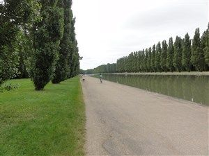Walk in the Parc de Sceaux