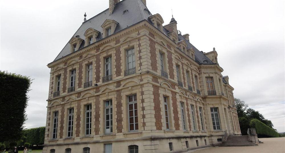 Le château du parc de Sceaux