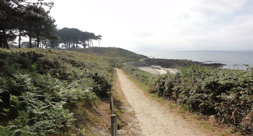 Le sentier côtier