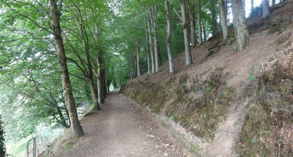 La promenade du mont Frugy