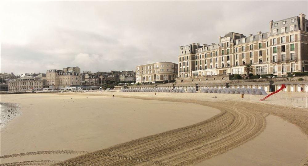 La plage de l'Ecluse