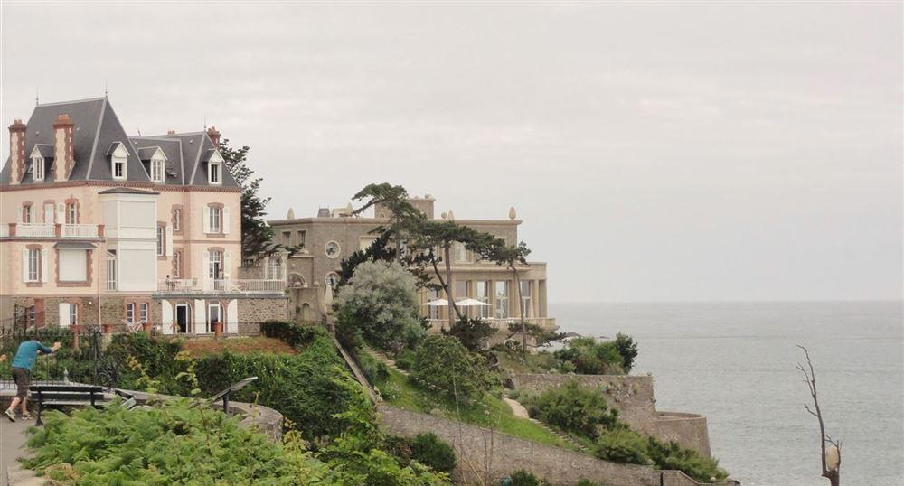 La villa Greystones