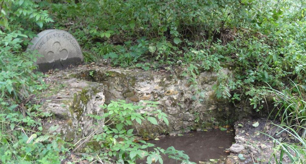 La fontaine Sainte-Radeguonde