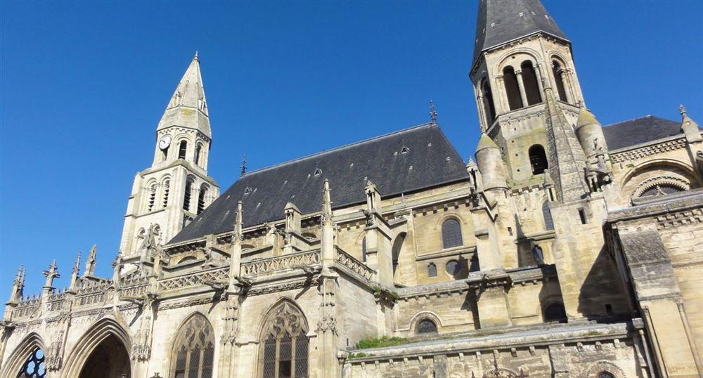 The Collegiate Church of Poissy