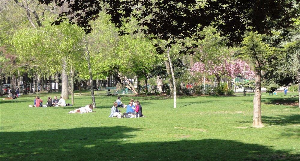 Le jardin du Ranelagh