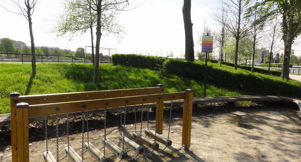 Parcours sportif bois de boulogne for Bois de boulogne piscine