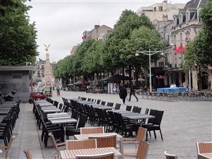A walk in Reims