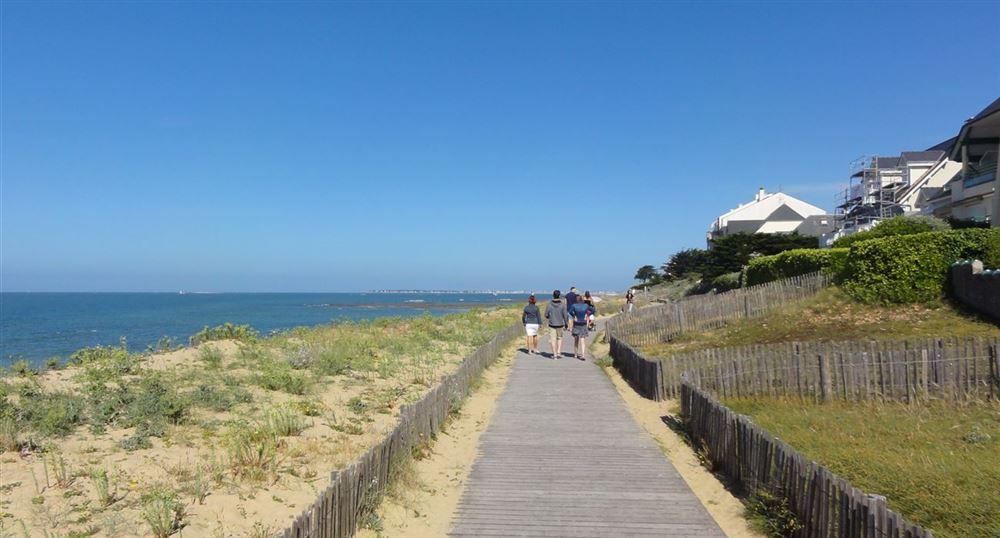 Le chemin côtier