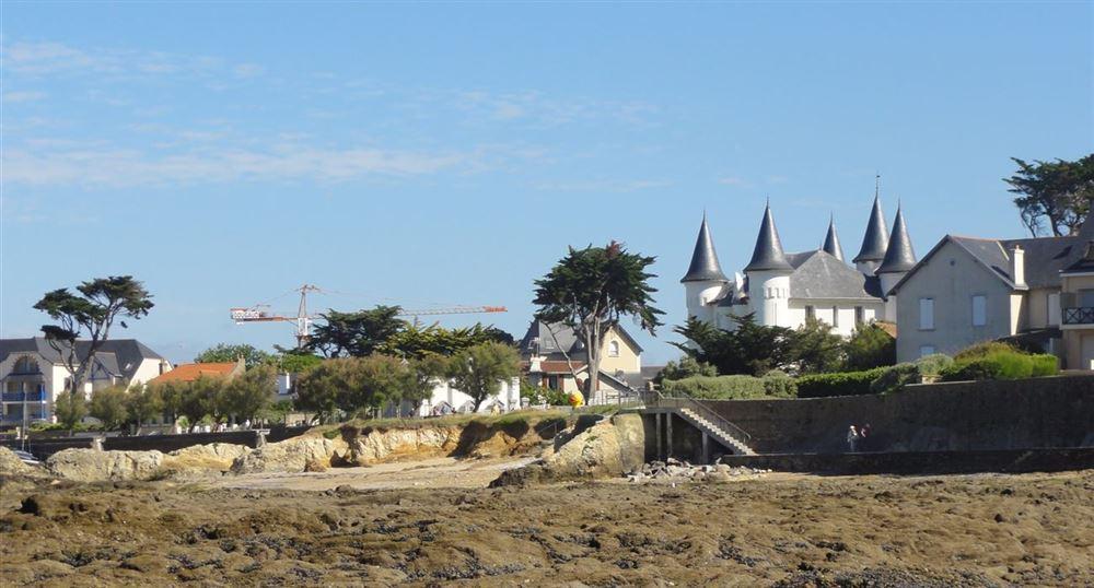 The castle of the Tourelles