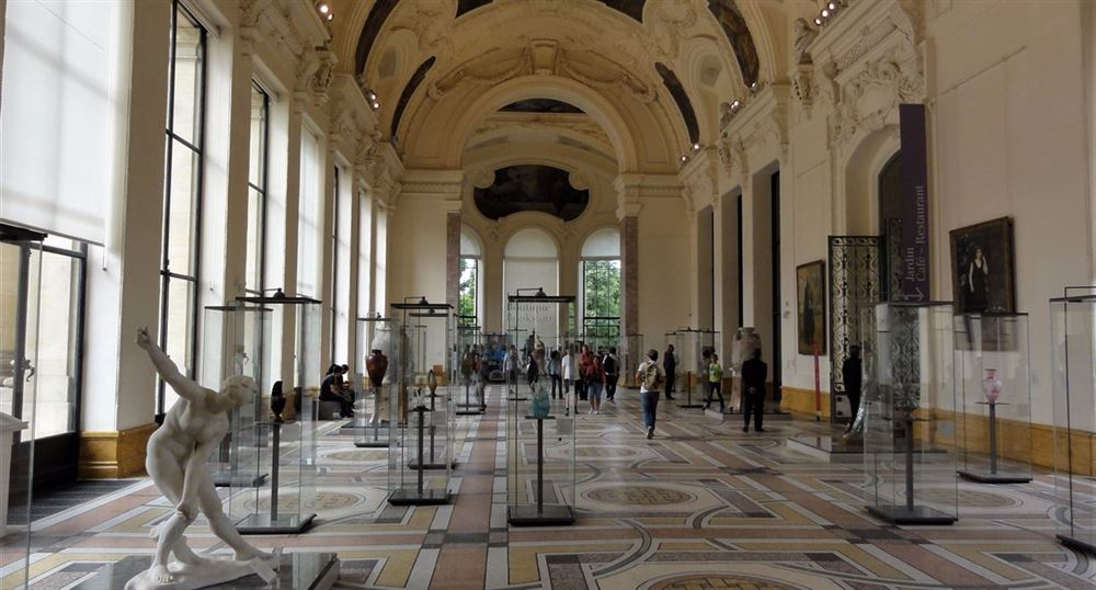 Hall of the Petit Palais