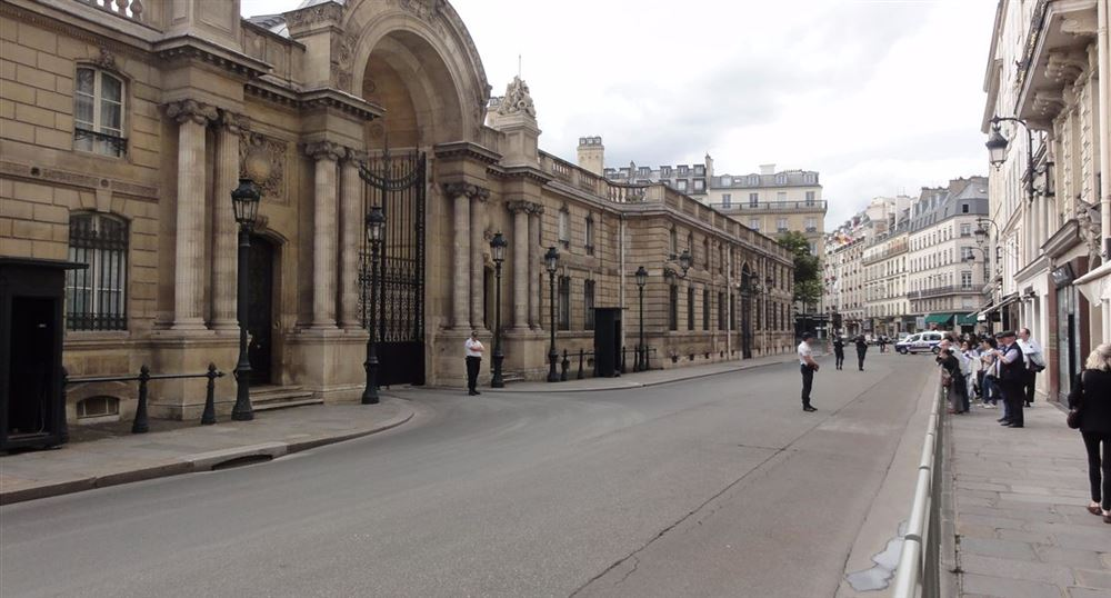The Elysée Palace