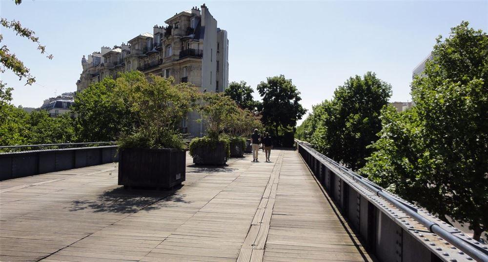 4. La promenade plantée