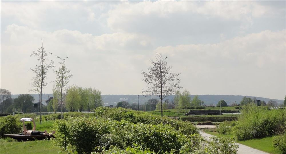 5. Le parc de l'hippodrome d'Auteuil