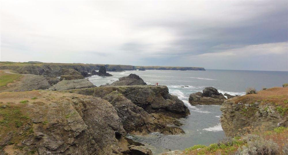 4. La pointe des Poulains à Belle-Île