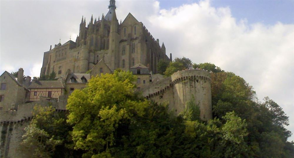 5 The Mont-St.-Michel