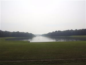 Le parc du Château du Versailles