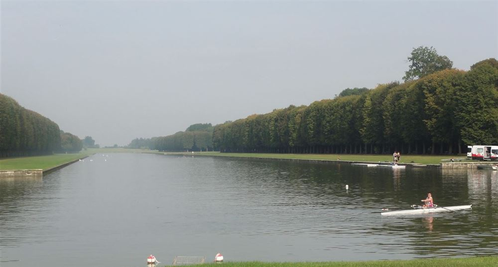 View on the Grand Canal