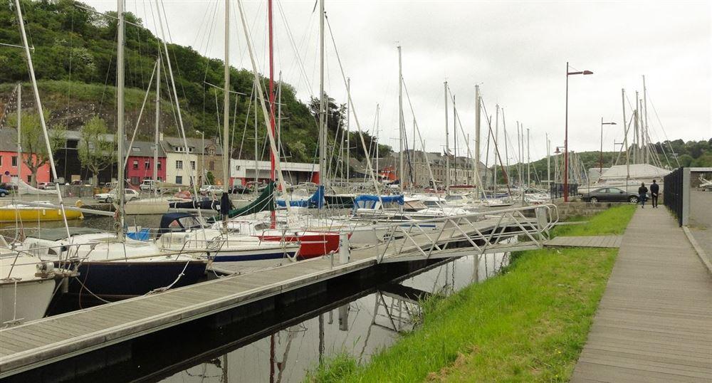 The port of the Légué