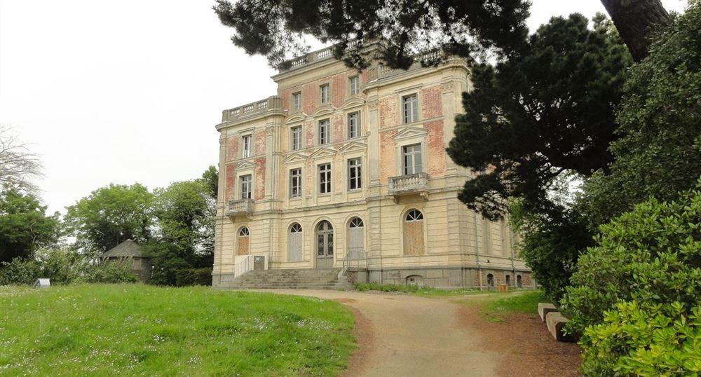 La villa du parc de Rohannec'h