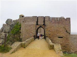 Du château de Fort la Latte vers le Cap Fréhel