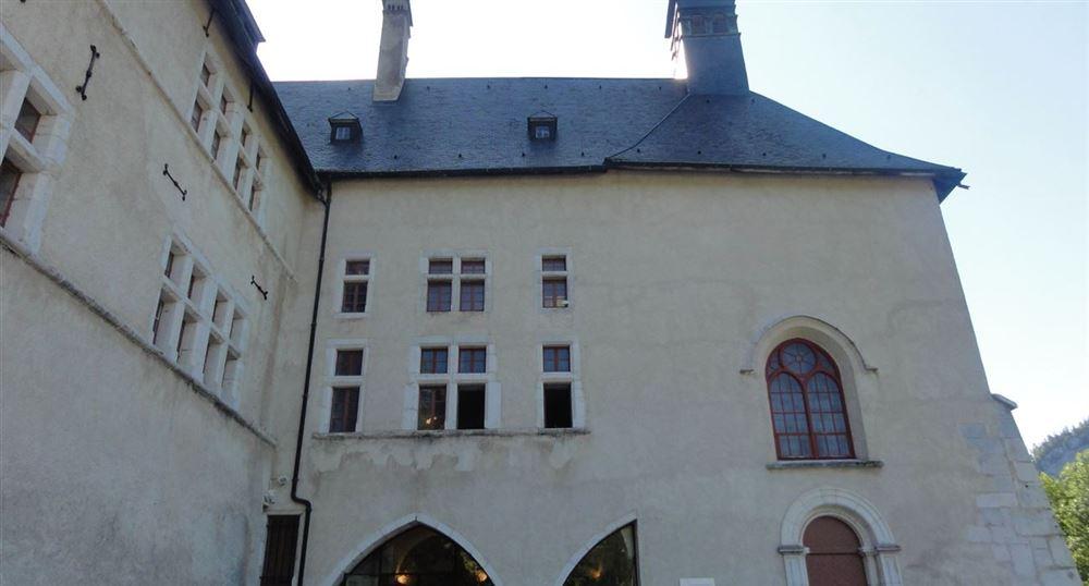 L'entrée du musée.
