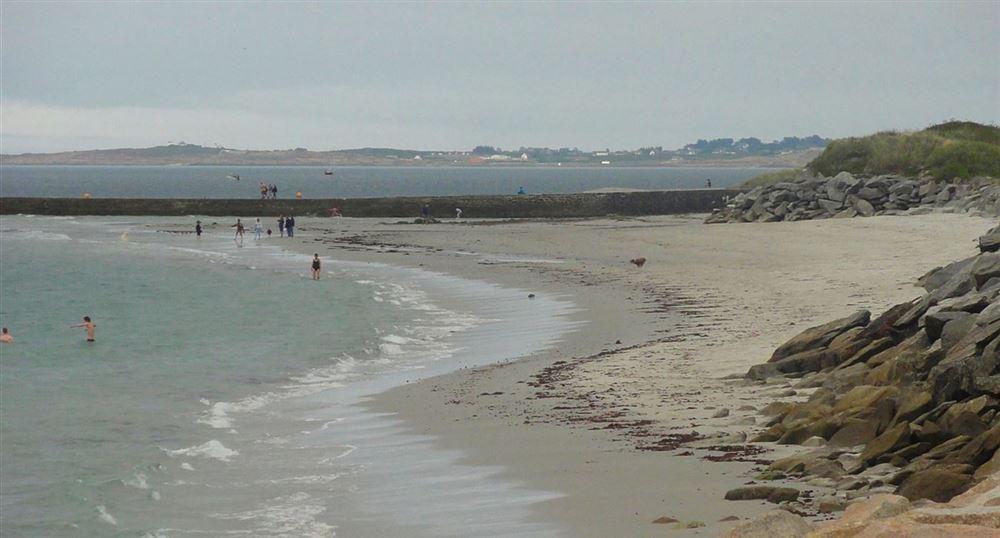 Les plages de Collignon