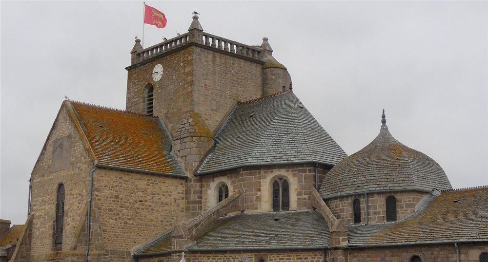 The Saint-Nicolas Church