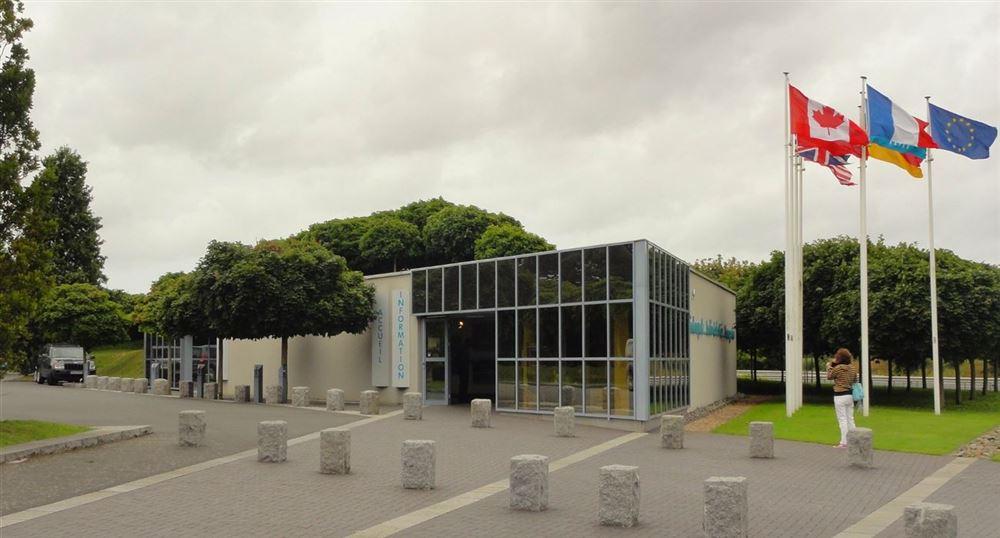 Le centre d'information