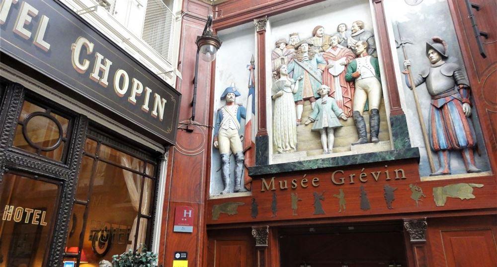 Le musée Grévin