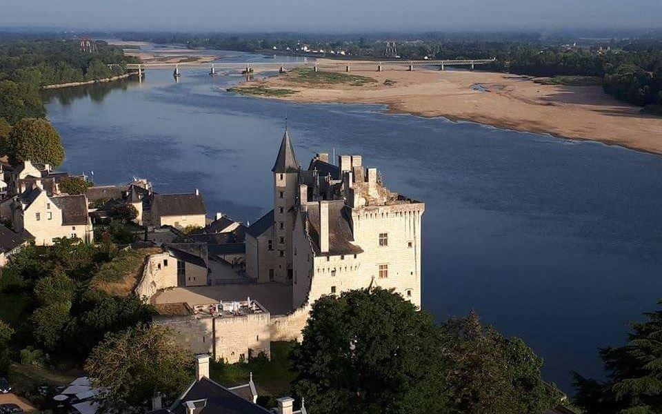 Le Château de Montsoreau, le château de la Loire par excellence