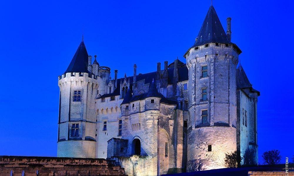 Le Château de Saumur, le plus royal