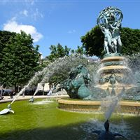 The Luxembourg Garden