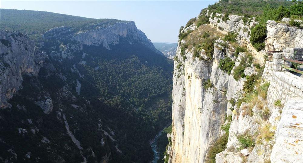 Belvedere along the Route des Crêtes