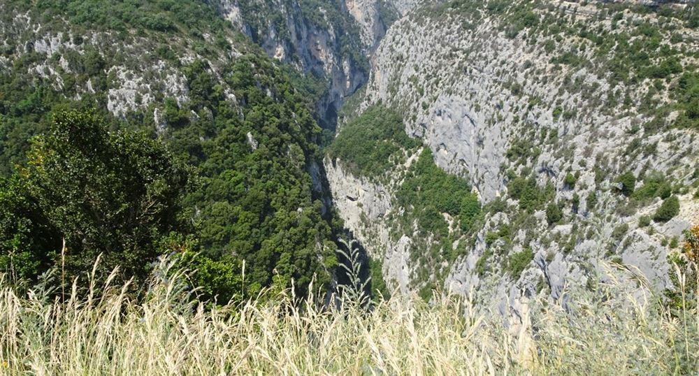 The end of the Crete Road
