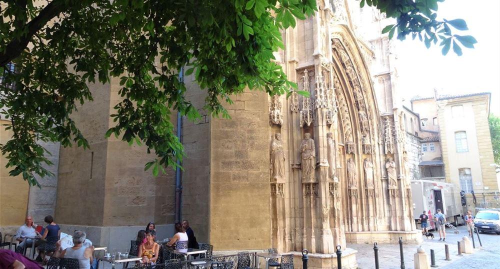 La cathédrale Saint-Sauveur