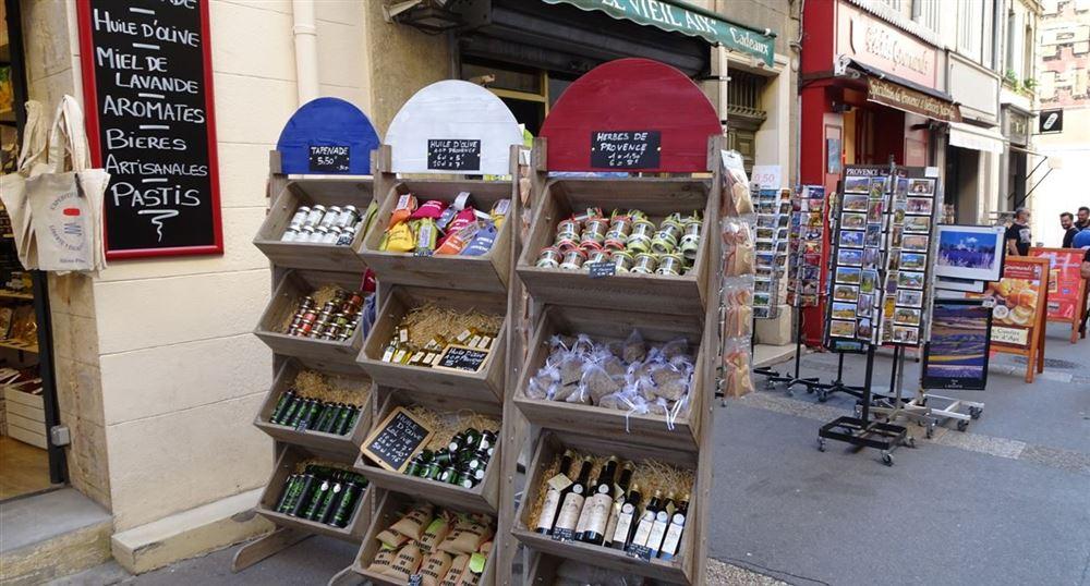 Les produits de Provence