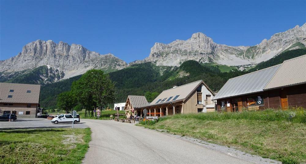 La station de ski de Gresse-en-Vercors
