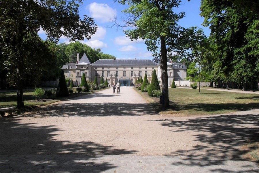 Le château de Malmaison.