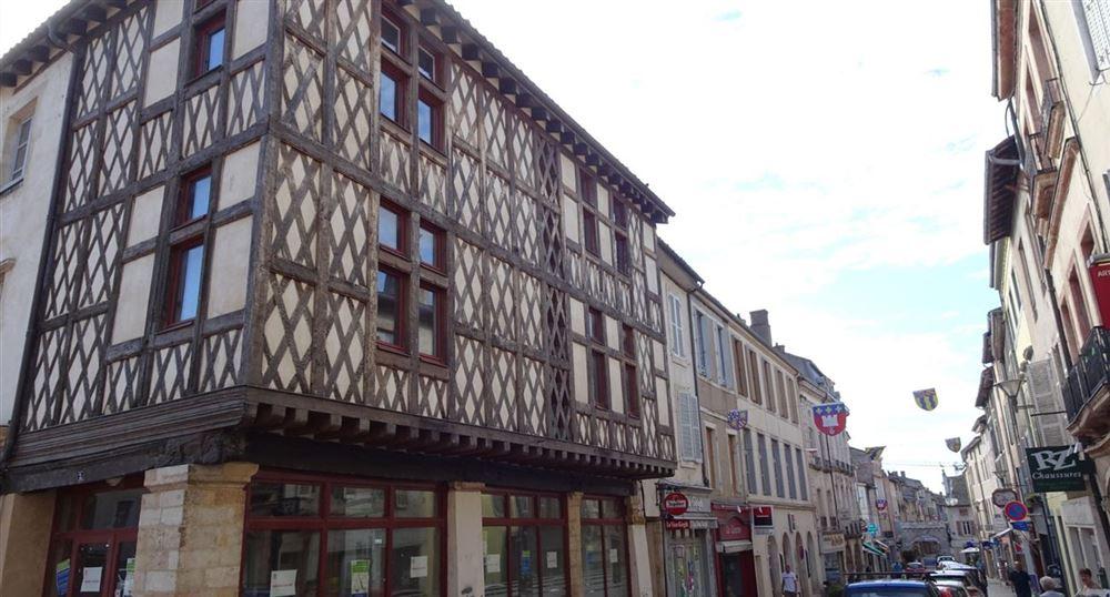 Le centre-ville de Tounus