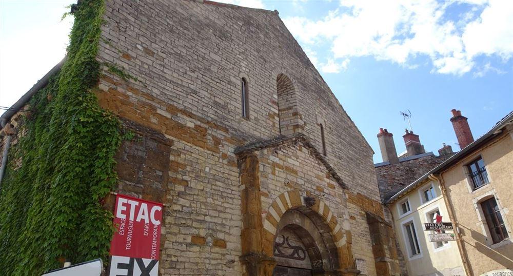 The Church of St. Valerian of Tournus