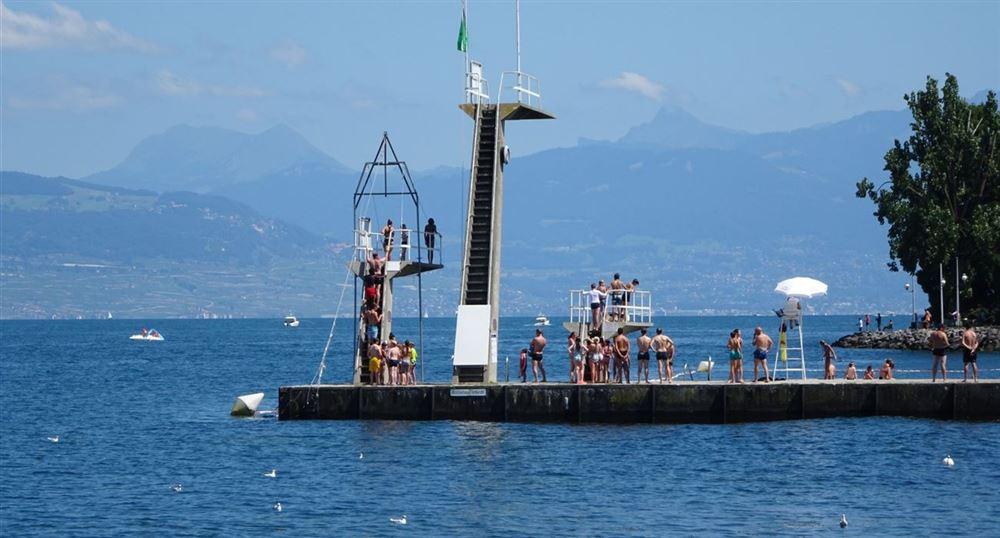 The Evian Nautical Centre