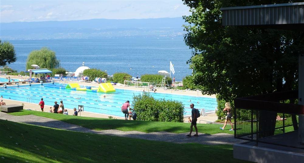 La piscine olympique