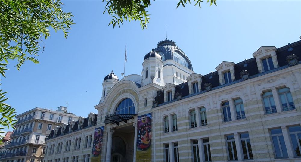 Le Palais Lumière