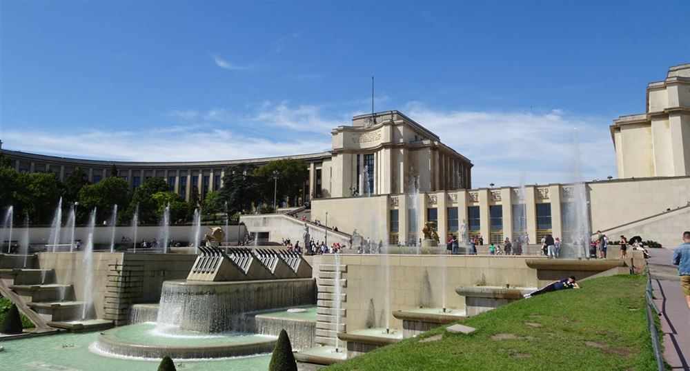 The Palace of Chaillot