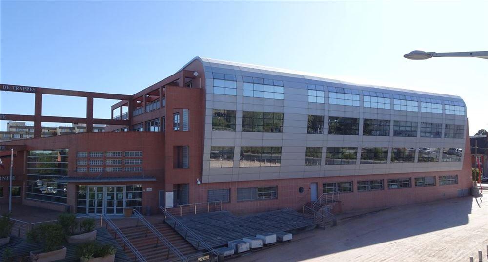 La mairie de Trappes