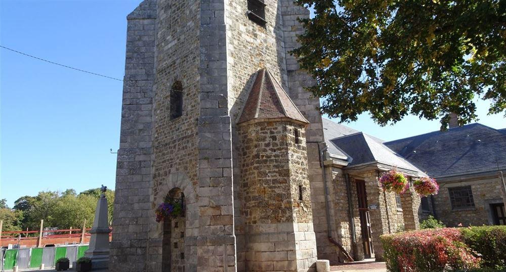 L'église Saint-Georges de Trappes