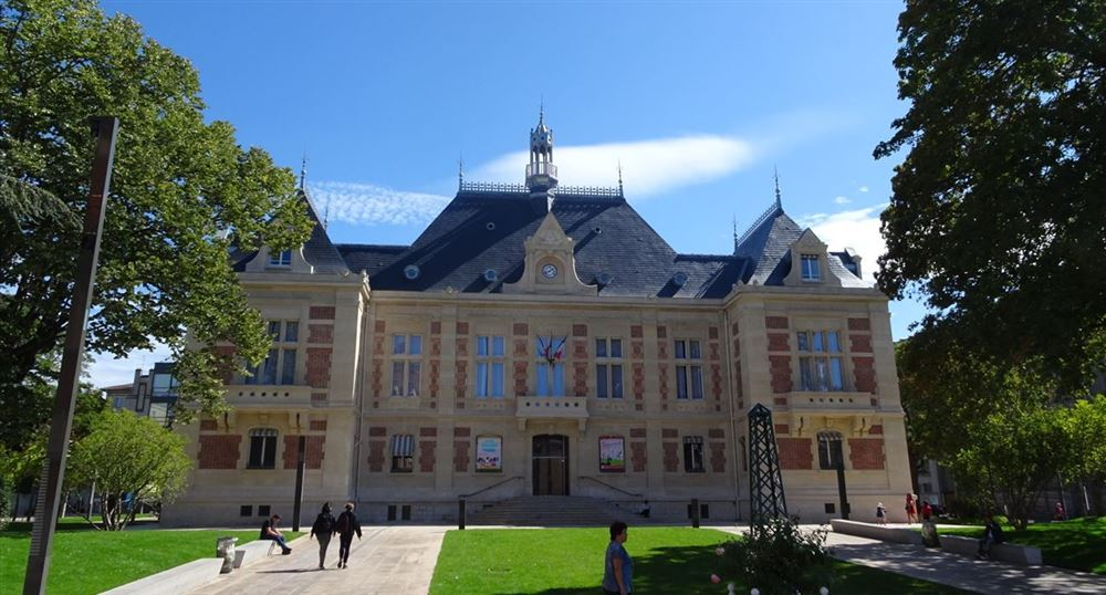 The town hall of Montrouge