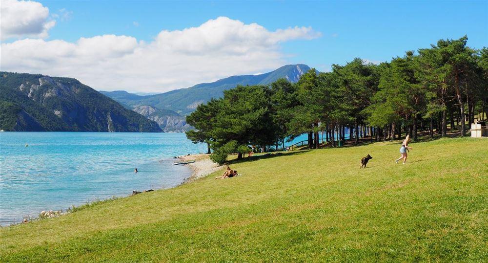La plage des Trémouilles – Chanteloube