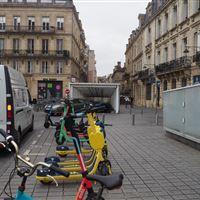 Une promenade à Bordeaux