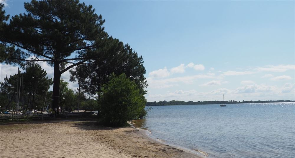 Une petite plage